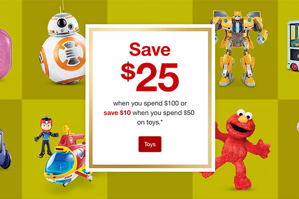 Toys Deal at Target