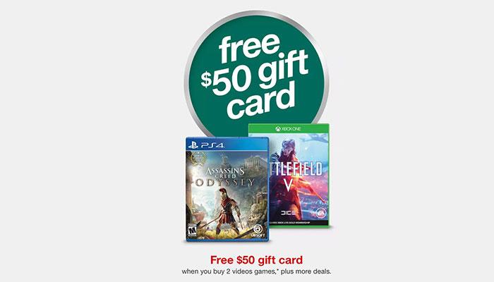 Target $50 Gift Card