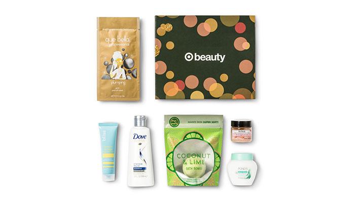 New $7 Holiday Beauty Box at Target